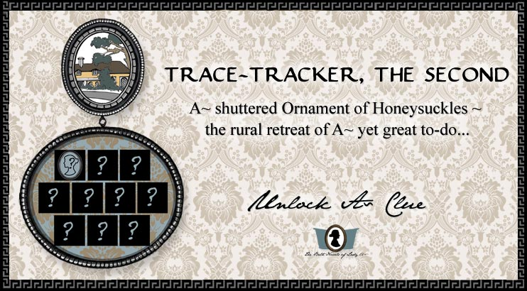Unlock A~ Clue: Trace Tracker, The Second