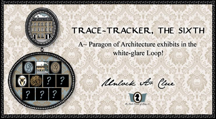 Unlock A~ Clue: Trace Tracker, The Sixth