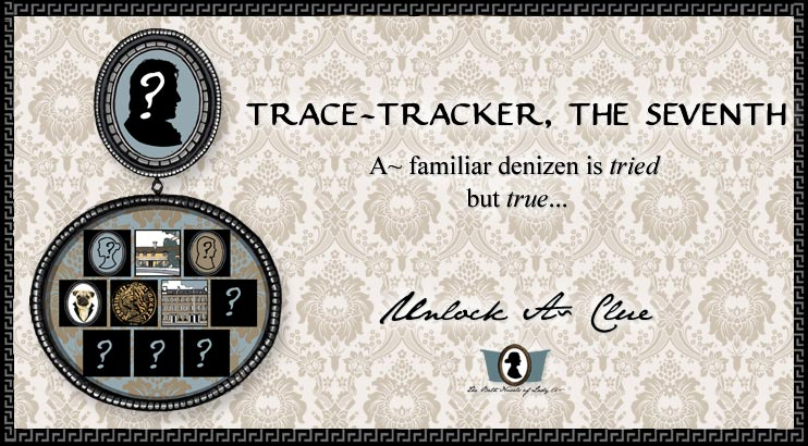 Unlock A~ Clue: Trace Tracker, The Seventh
