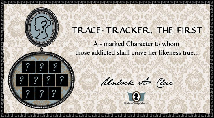Unlock A~ Clue: Trace Tracker, The First