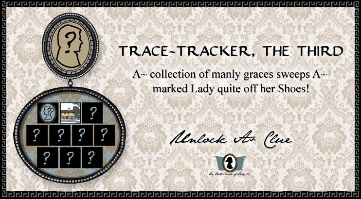 Unlock A~ Clue: Trace Tracker, The Third