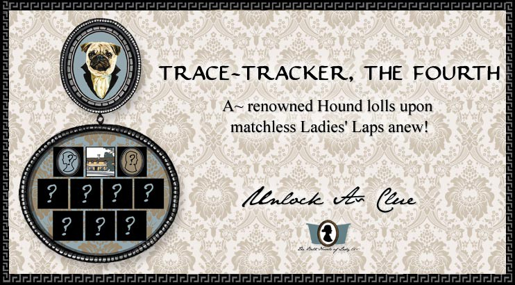 Unlock A~ Clue: Trace Tracker, The Fourth